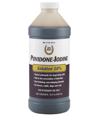 povidone iodine for dogs